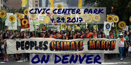 Resistance Radio: The People's Climate March