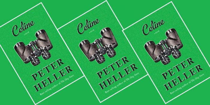 Afterhours at the Bookclub: Peter Heller