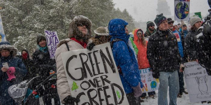 People's Climate March on Denver