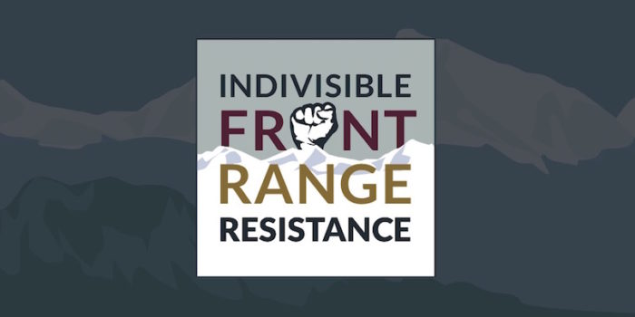 Resistance Radio: Indivisible Front Range Resistance