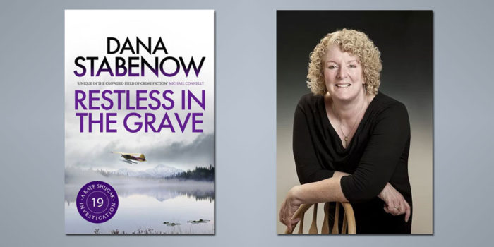 "Booktalk: Dana Stabenow talks about Alaska and ""Restless in the Grave"""