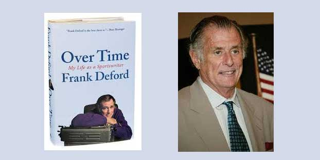 Booktalk: A Tribute to Frank Deford, The Voice of Sports