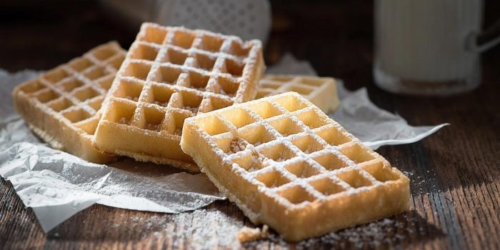 Radio Nibbles: Don't be afraid to waffle.