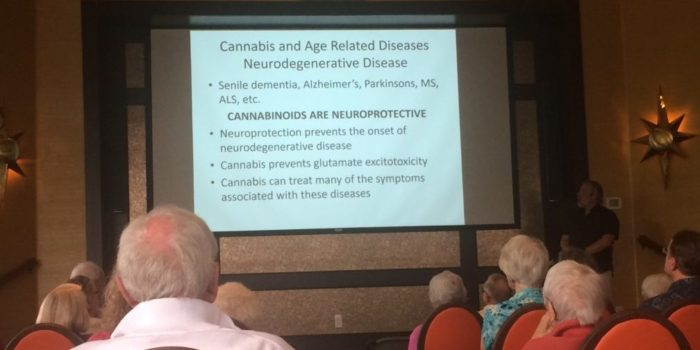 Cannabis 101 for Seniors