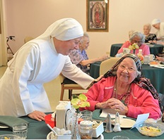 Dot Org: Little Sisters Mullen Home for the Aged