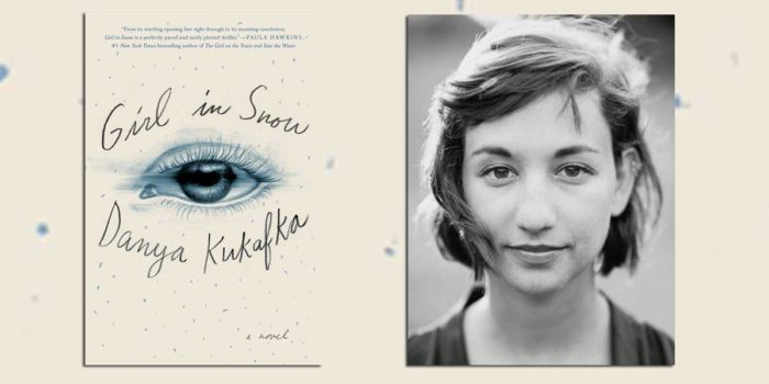 Afterhours at the Bookclub: Danya Kukafka