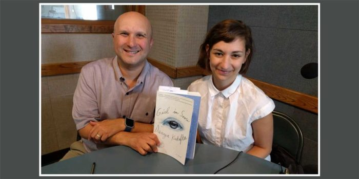 "Radio Bookclub – Danya Kukafka and ""Girl In Snow"""