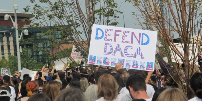 Make Them Hear You! The End of DACA