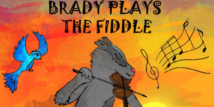 Brady Plays the Fiddle