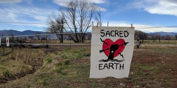 Native Art and Resistance to Fracking