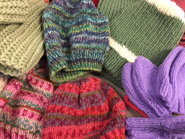 Knit and Purl – knitting for a cause in Longmont