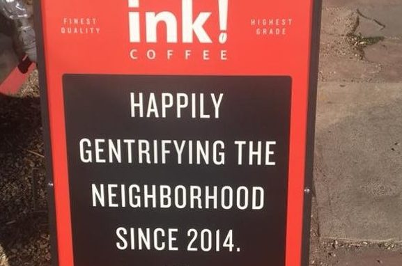 Gentrification – No Joke in Denver