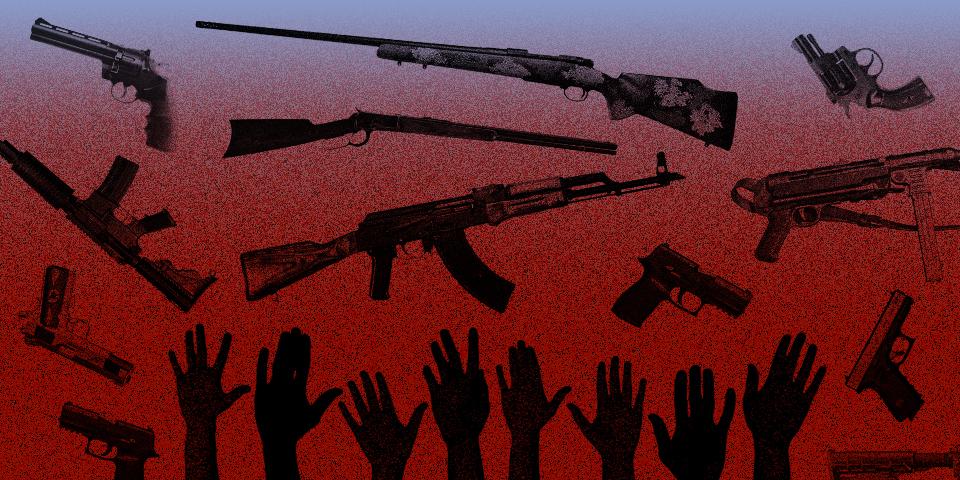 reveal where criminals get their guns
