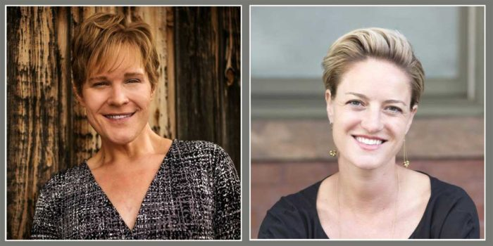 OutSources: Two new lesbian City Councilors: Jamie Harkins and Jill Grano