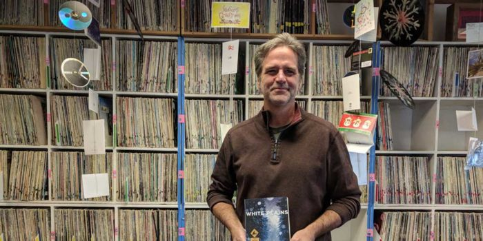 "Radio Bookclub: David Hicks and ""White Plains"""