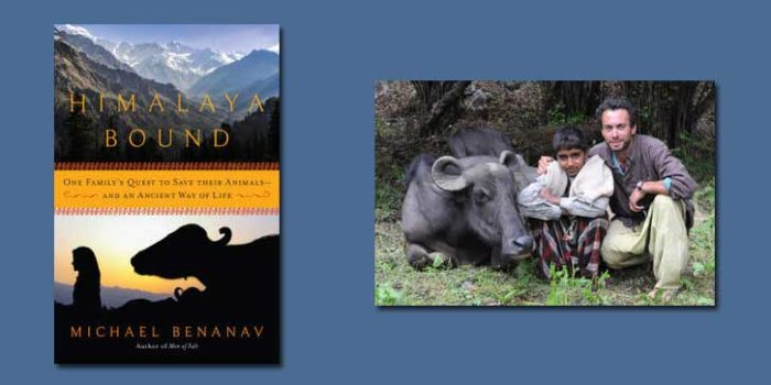"Booktalk: Michael Benanav's ""Himalayan Bound"""