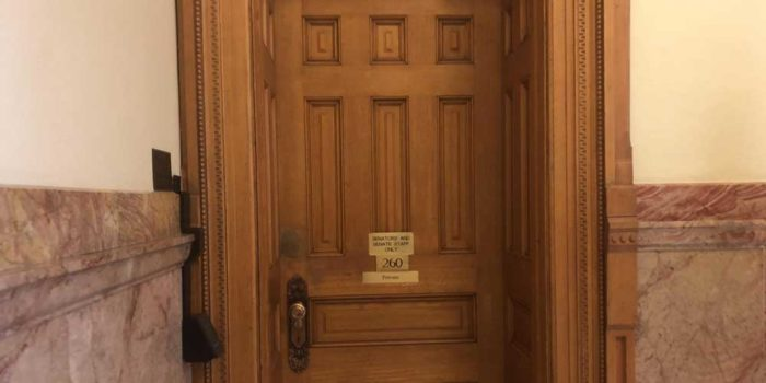 Colorado Lawmaker Alleges Wrongful Restroom Use At Capitol