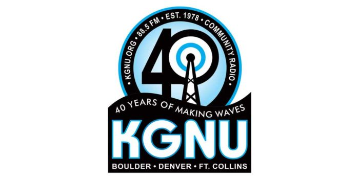 Flashback 40! Women's Voices on KGNU