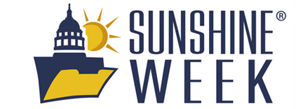 Sunshine Week 2018