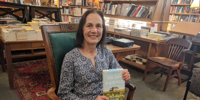 Radio Bookclub: Elizabeth Hyde – Go Ask Fannie