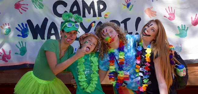 Dot Org: Camp Wapiyapi