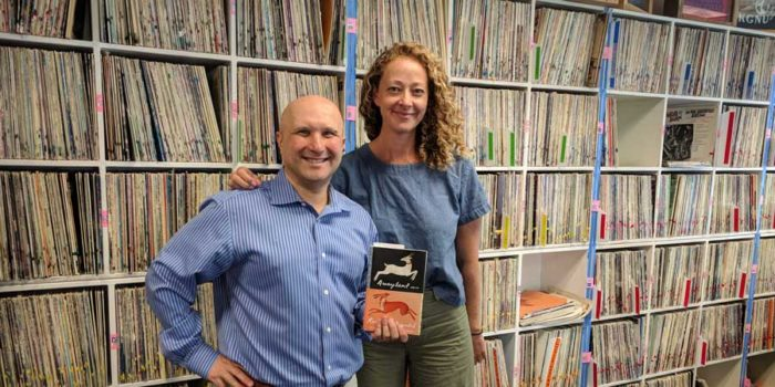Afterhours at the Radio Bookclub: Ramona Ausubel – Awayland