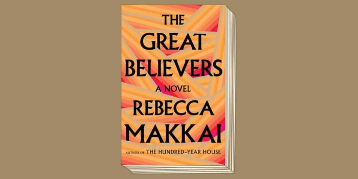 Radio Bookclub: Rebecca Makkai – The Great Believers