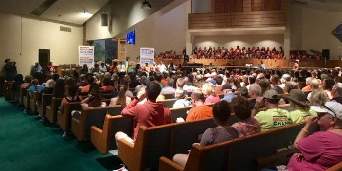 """Road To Change"" Gun Reform Forum"