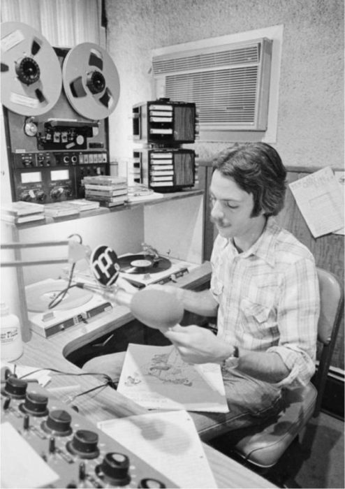 1978: KGNU Inaugural Broadcast