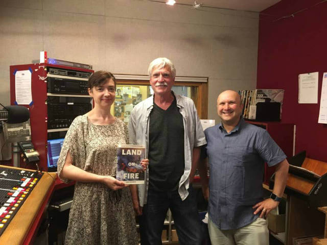 May 2015: KGNU & Boulder Bookstore Radio Bookclub debuts
