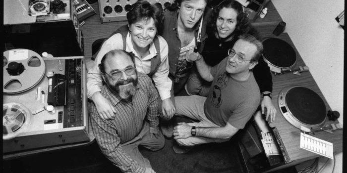 1988: KGNU moves to 1900 Folsom Street