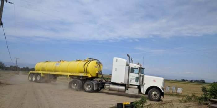 Resistance Radio: Fracking Traffic Disrupts Rural Roads