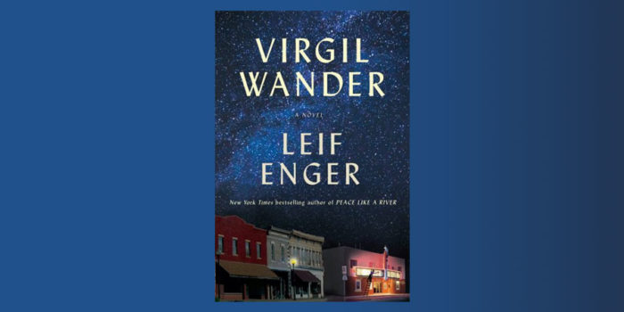 Radio Bookclub: Leif Enger – Virgil Wander