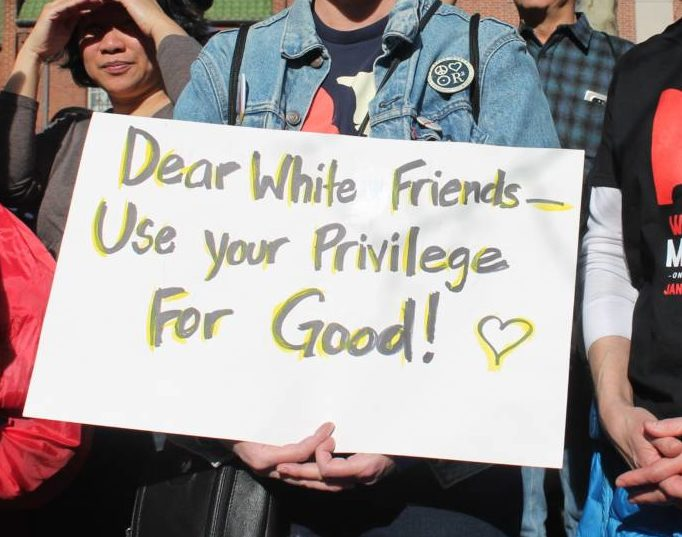 White Privilege Symposium in Denver