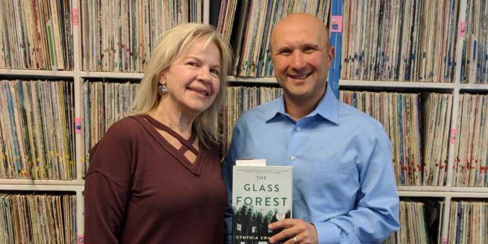 After Hours at the Radio Bookclub: Cynthia Swanson