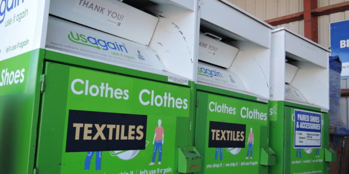 Challenges and Opportunities in Recycling Textiles
