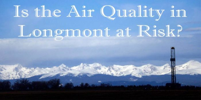 Is Air Quality in Longmont at Risk?