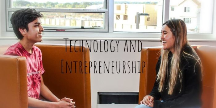 Tech Talks: Technology and Entrepreneurship