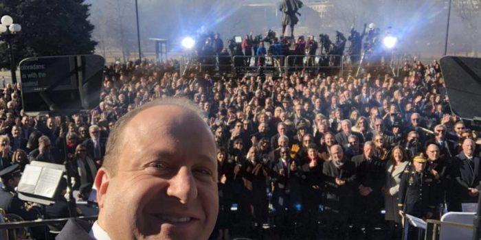 Jared Polis Inauguration