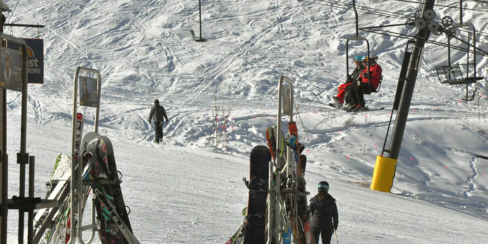 Connecting the Drops – Climate Change Shortening the Ski Season