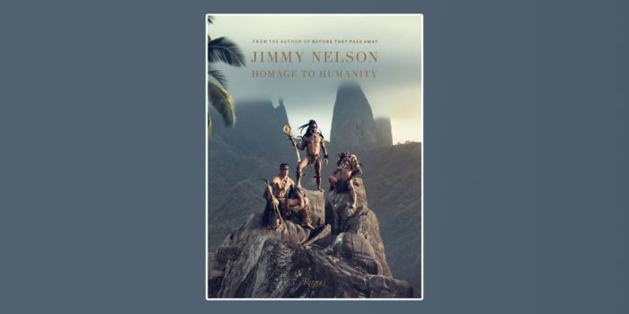 "Booktalk: Photographer Jimmy Nelson's ""Homage To Humanity"""