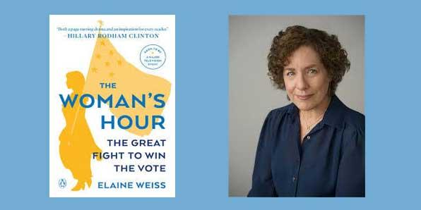 Elaine Weiss Woman's Hour