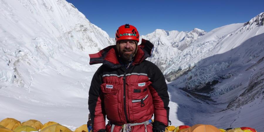 Jim Davidson - The Next Everest