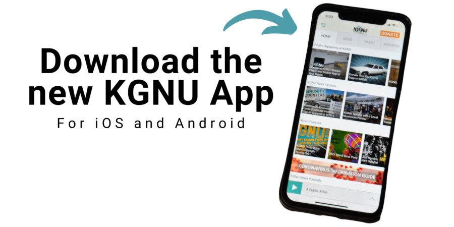 KGNU Mobile App